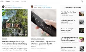 Blog 9 Flipboard