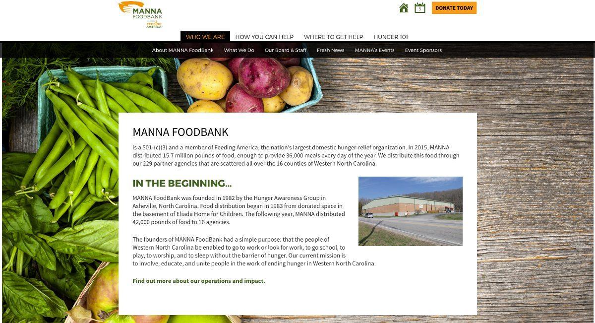 Manna Foodbank