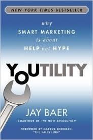 Youtility image by Amazon