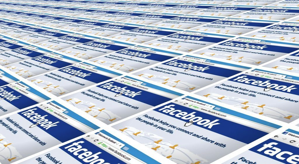 Facebook Login Screens